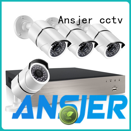 Ansjer cctv durable nvr 1080p supplier for surveillance