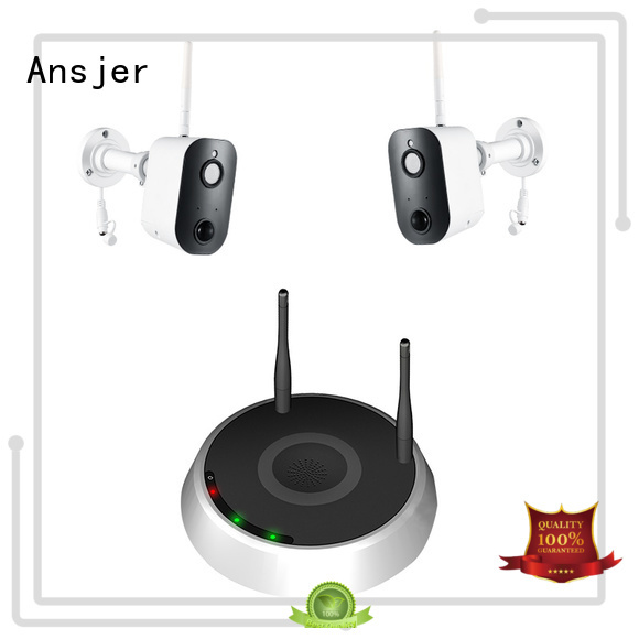 intercompir full hd 1080p wireless Ansjer Brand smart home security system
