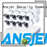 1080p bullet camera durable channels 1080p security system Ansjer Brand
