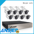 electric nvr 5mp video manufacturer for indoors or outdoors