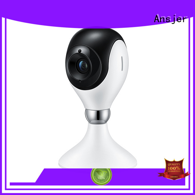 vision two way intercom wireless security ip camera remote monitor Ansjer