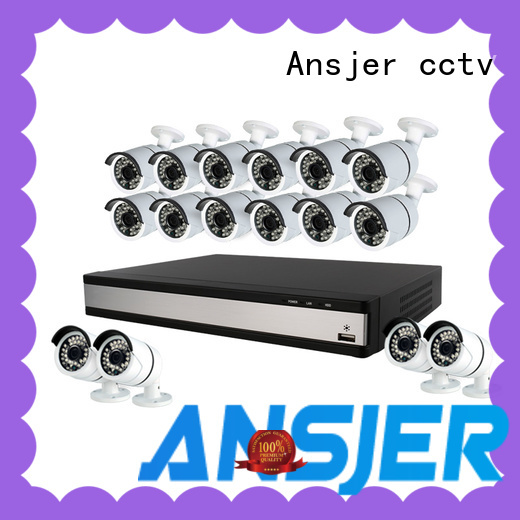outdoor 1080p cctv series for indoors or outdoors Ansjer cctv