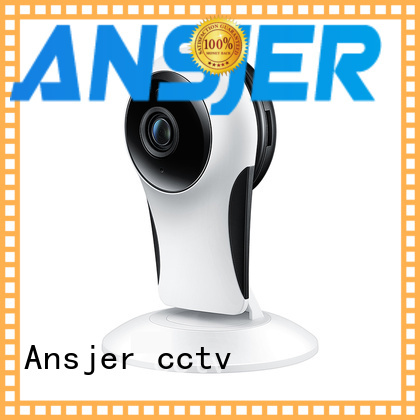 Ansjer C612 1080P HD Indoor Home Security Wireless IP Camera with Two-way Voice Intercom, Motion Detection Alarm, Remote Smartphone