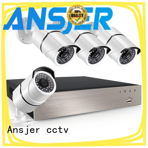 Ansjer cctv nvr 5mp manufacturer for home