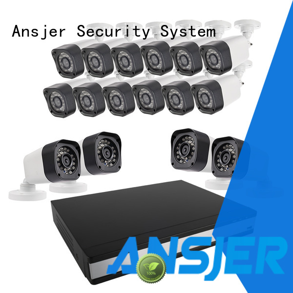 720p hd security camera system cctv supplier for office