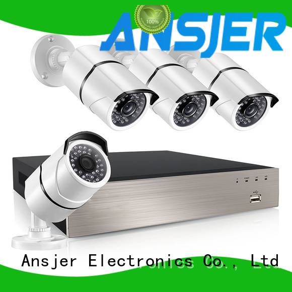 Ansjer cctv durable 5mp nvr manufacturer for office