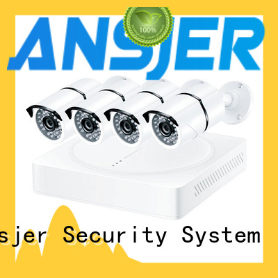electric 5mp surveillance system surveillance series for indoors or outdoors