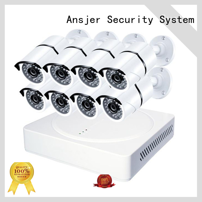 Ansjer cctv smartphone 2k ip security camera system manufacturer for office