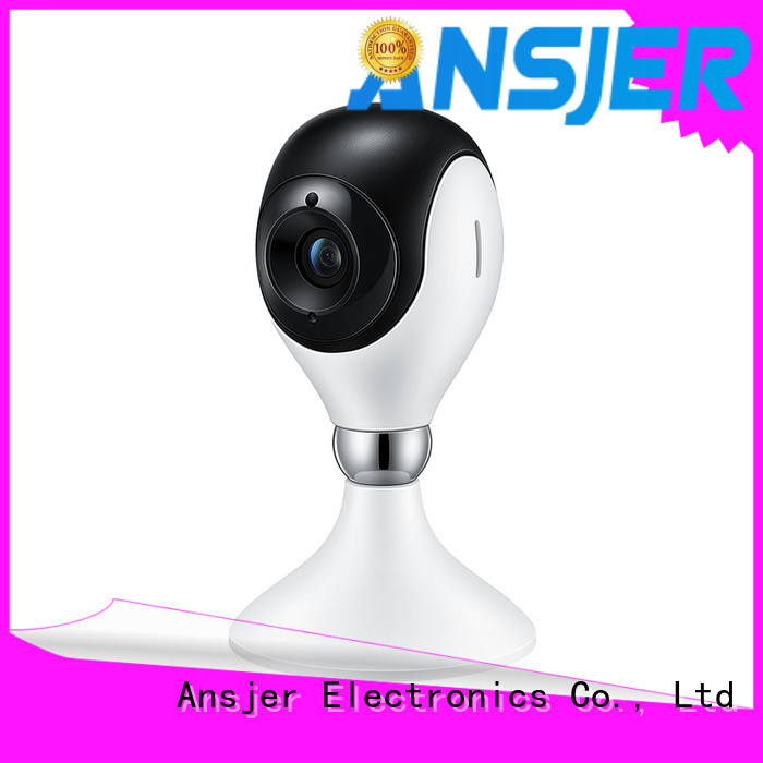 Ansjer cctv electric ip surveillance camera series for home