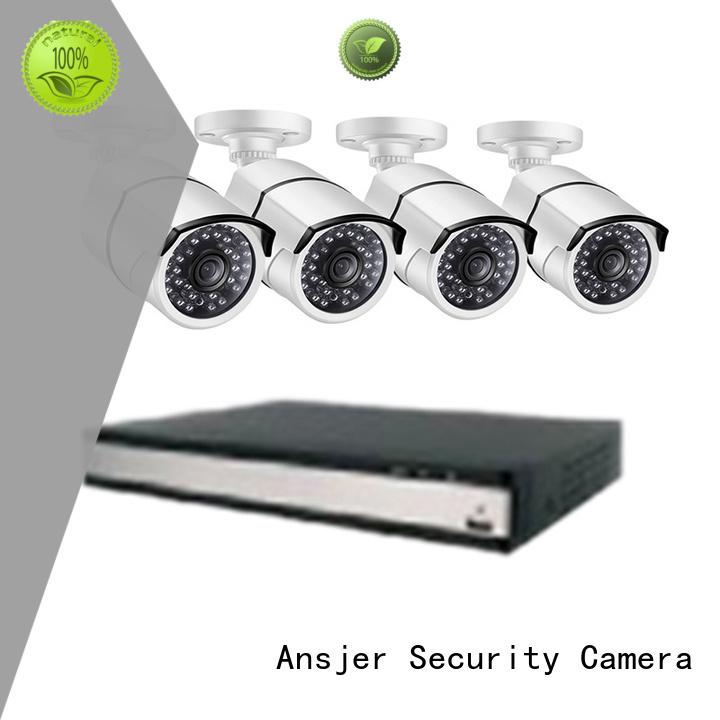 home surveillance cameras two way audio camera Warranty Ansjer