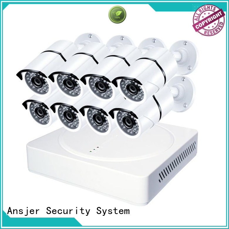 system 4k security camera system wholesale for surveillance
