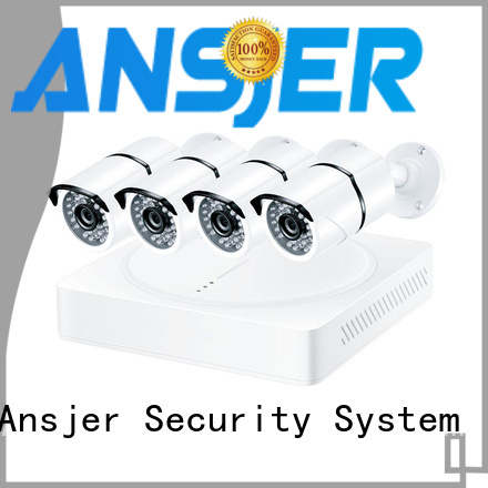 Ansjer cctv viewing 2k ip security camera system series for surveillance