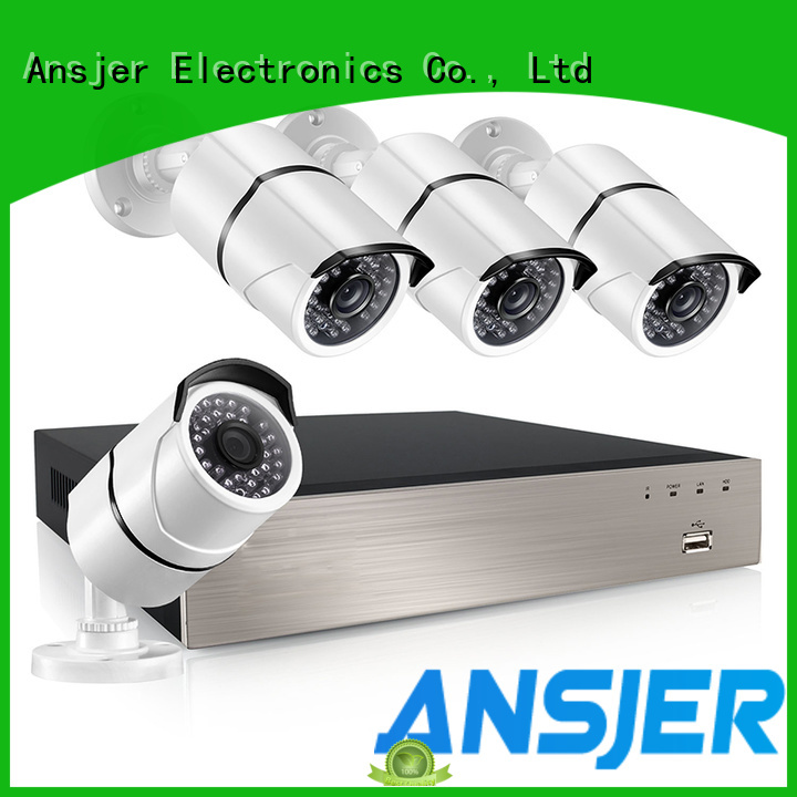 Ansjer cctv poe 5mp poe ip camera series for indoors or outdoors