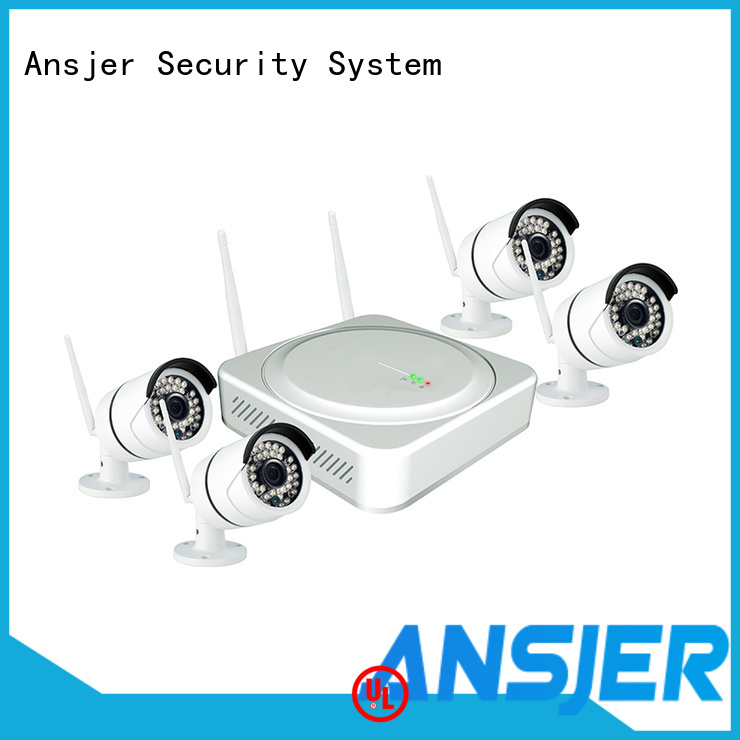electric 2k wireless security camera recorder manufacturer for surveillance