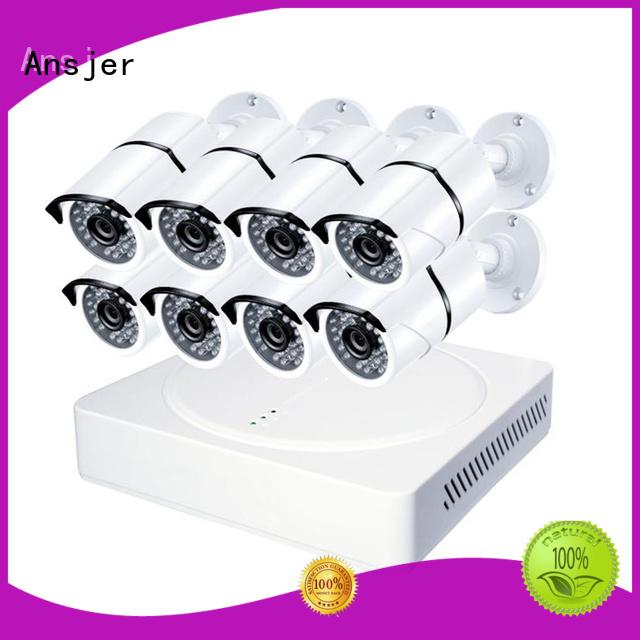 popular night vision 1080p security system cctv Ansjer Brand