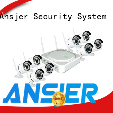 security wireless cctv camera system channel manufacturer for home