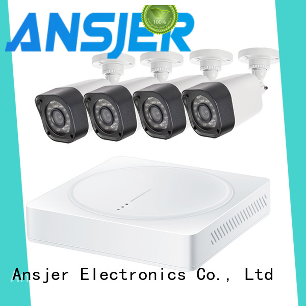 Ansjer cctv camera 720p surveillance camera system wholesale for home