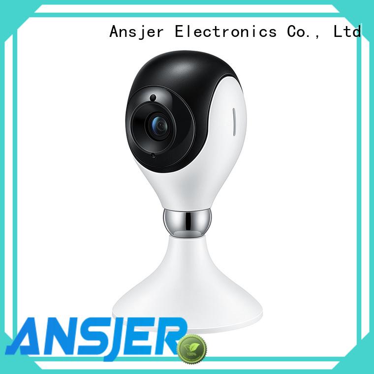 Ansjer cctv smart wifi ip cctv camera manufacturer for office