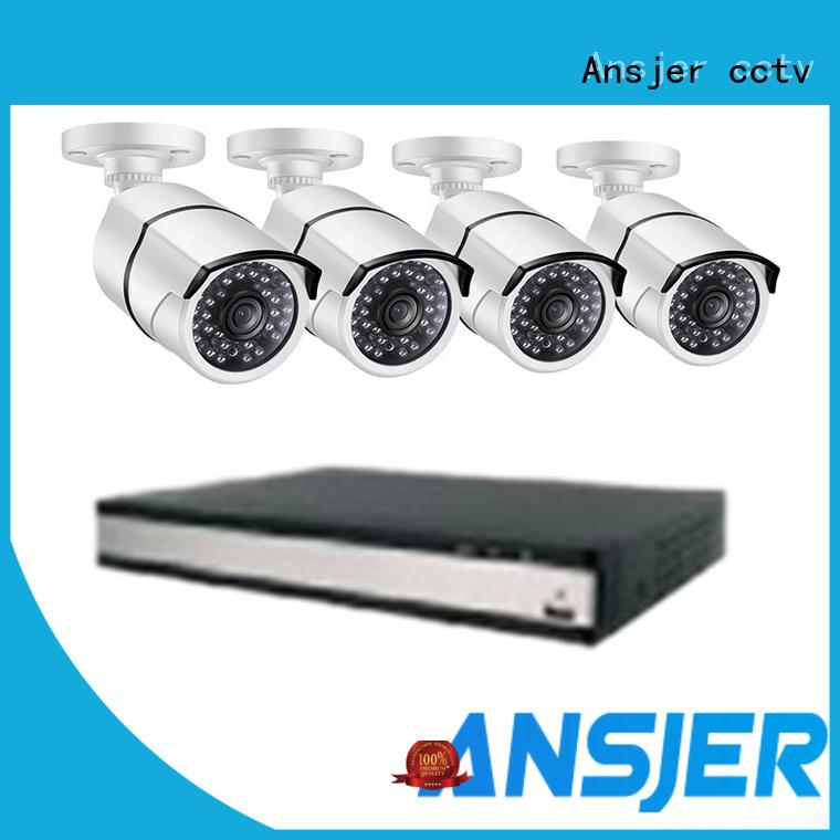 Ansjer cctv vision 5mp surveillance camera manufacturer for home