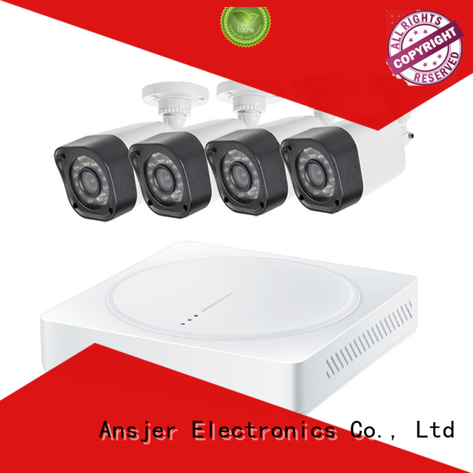 720p camera system alert for office Ansjer cctv
