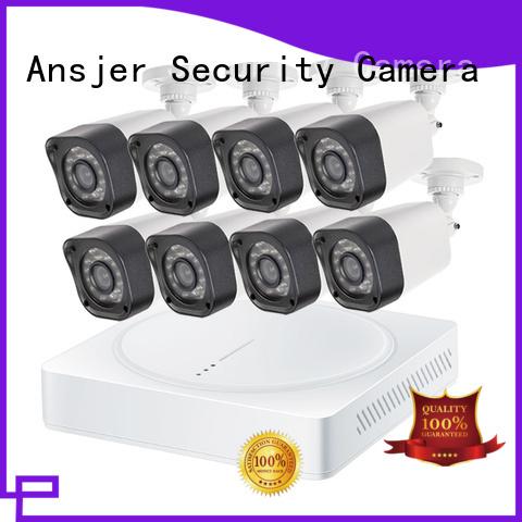 video ansjer surveillance Ansjer Brand 720p bullet camera manufacture