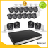 video surveillance motion weather proof 720p hd security camera system Ansjer