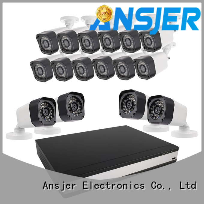 viewing 720p surveillance camera manufacturer for indoors or outdoors Ansjer cctv