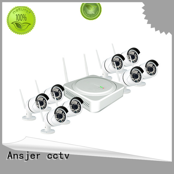 security 1080p hd wireless security camera system with night vision for office