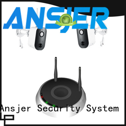 wire-free best smart home security system channel supplier for indoors or outdoors