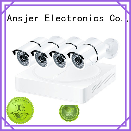 5mp surveillance system bullet for home Ansjer cctv