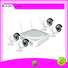 nvr best 4 camera wireless security system series for surveillance Ansjer cctv