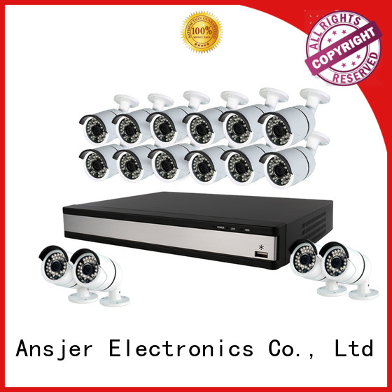 electric 1080p surveillance camera supplier for indoors or outdoors