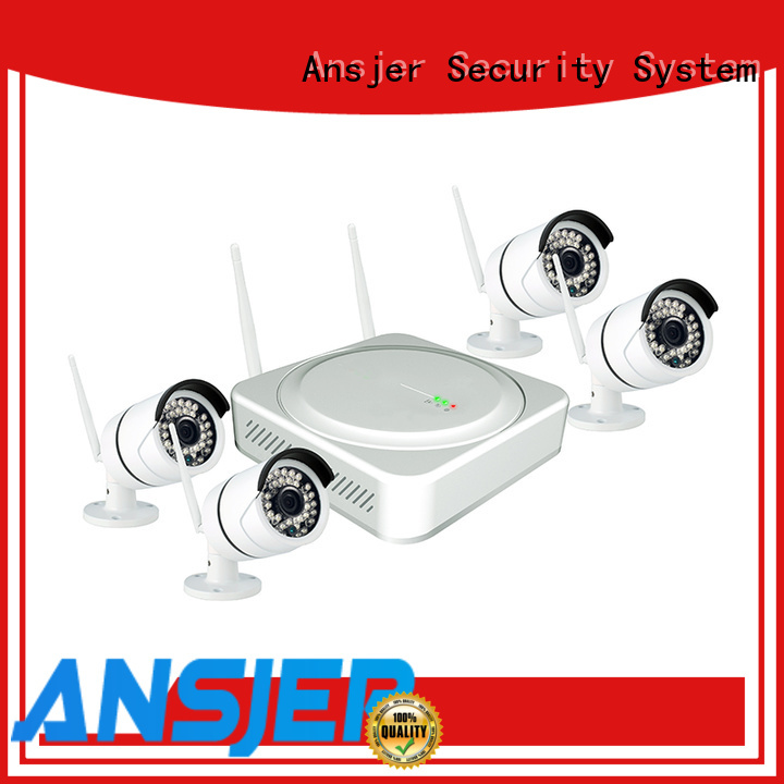 electric wireless surveillance system video supplier for office