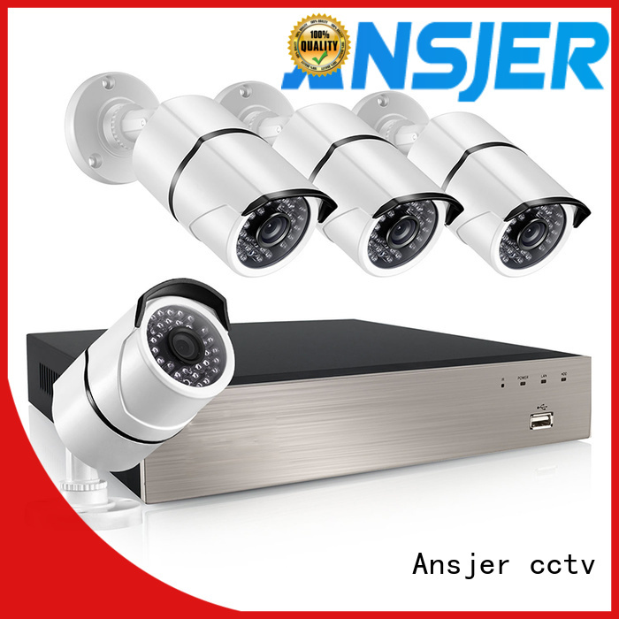 Ansjer cctv nvr 5mp wholesale for home