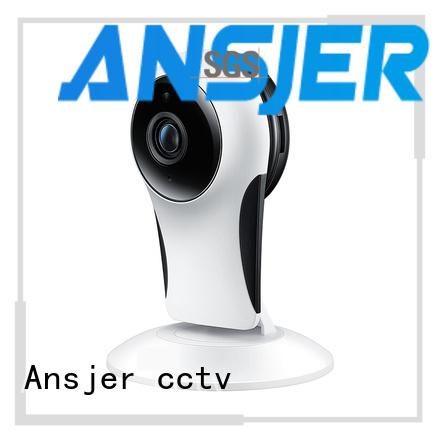 Ansjer cctv security best outdoor wireless ip camera supplier for surveillance