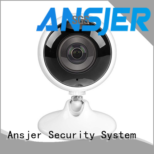 Ansjer cctv alerts wireless ip camera supplier for office