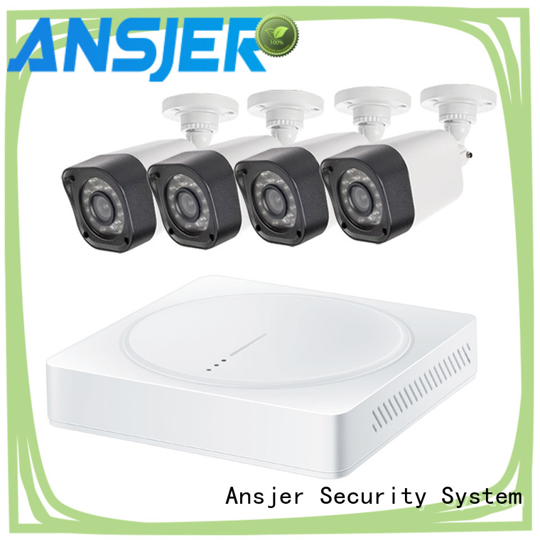 Ansjer cctv indoor best 720p security camera system supplier for indoors or outdoors