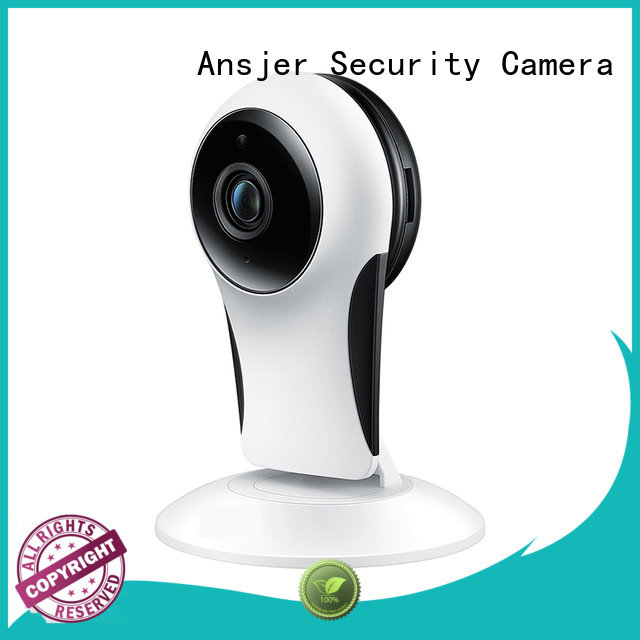 bullet home indoor wireless security ip camera surveillance Ansjer Brand