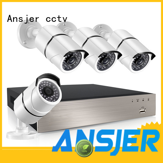 Ansjer cctv high quality 5mp poe ip camera wholesale for office