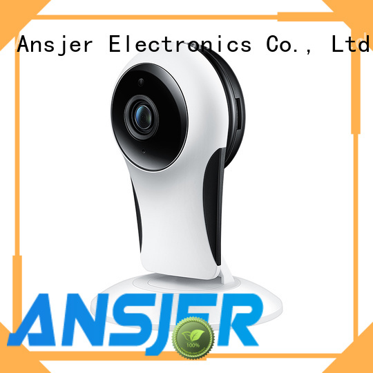 Ansjer cctv durable wifi ip cctv camera home for indoors or outdoors