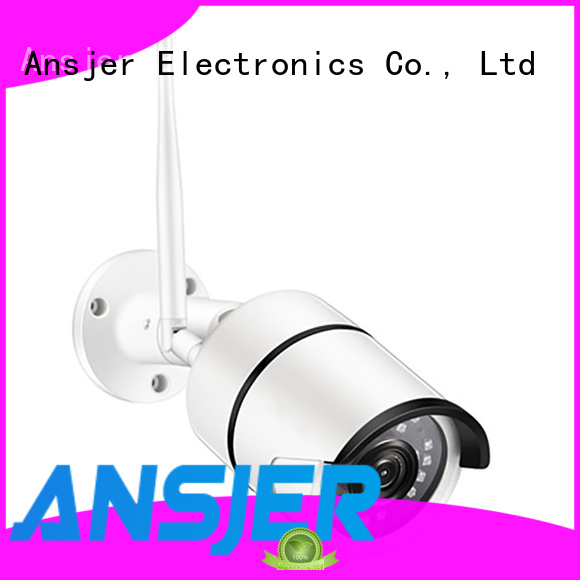 Ansjer cctv wireless ip security camera series for home