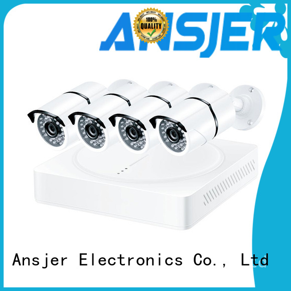 electric 2k ip camera system vision series for office