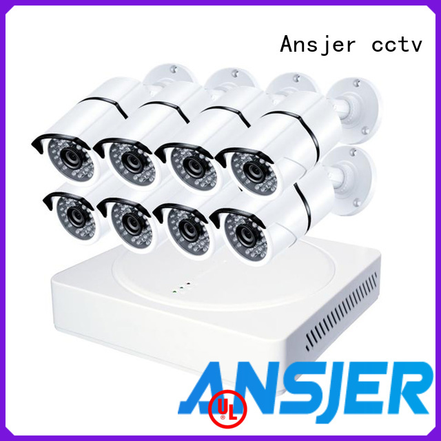 1080p security camera system internet series for surveillance