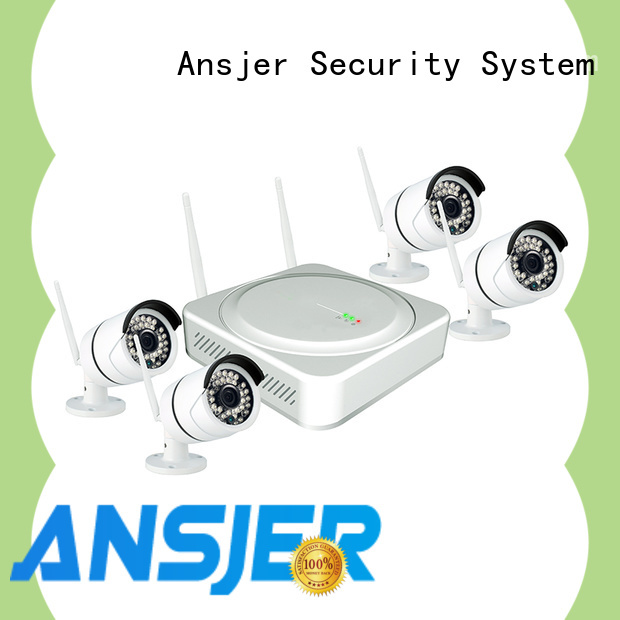 system 2k wireless security camera manufacturer for office Ansjer cctv