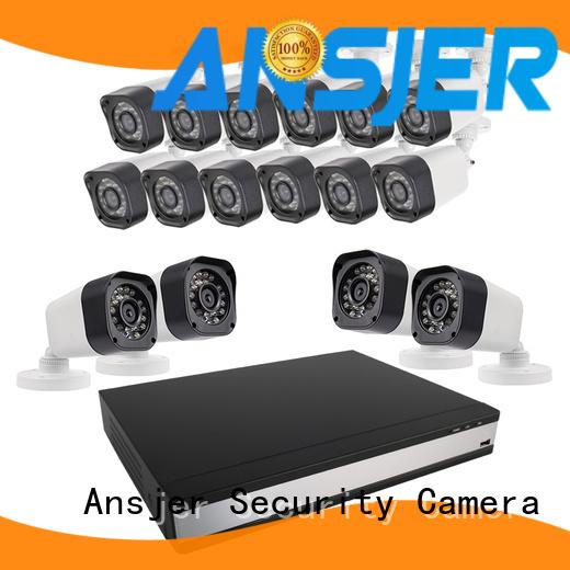 video ansjer cctv Ansjer Brand 720p bullet camera factory