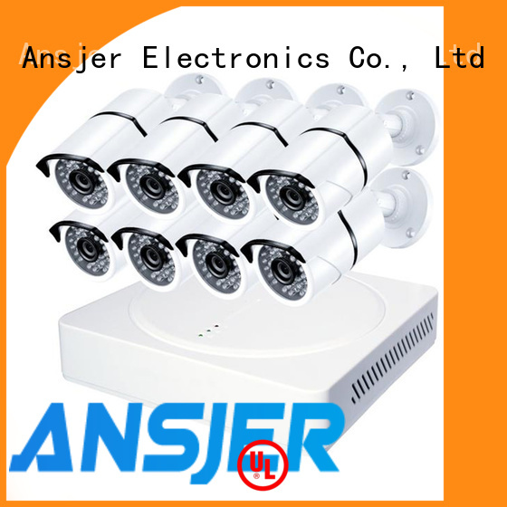 4k video surveillance system email series for indoors or outdoors