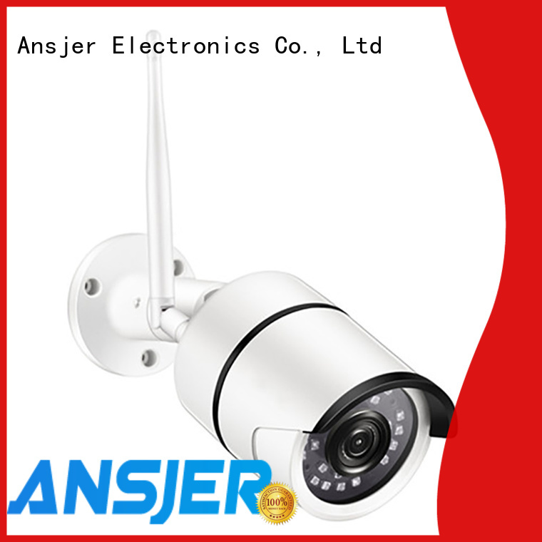 Ansjer cctv home ip surveillance camera wholesale for indoors or outdoors