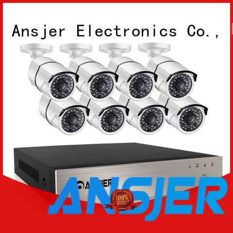 smartphone nvr 5mp manufacturer for surveillance Ansjer cctv