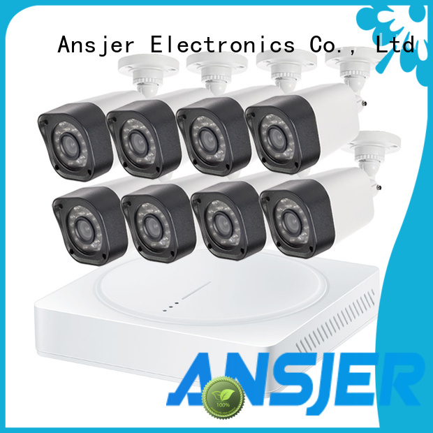 Ansjer cctv 720p camera system manufacturer for surveillance