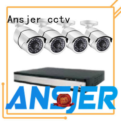 durable security camera system 5mp night series for surveillance